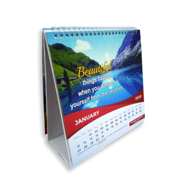 Brahma Kumaris New Year Calendar for 2020