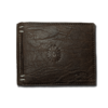 Men's Wallet with Brahma Kumaris Supreme Soul Logo