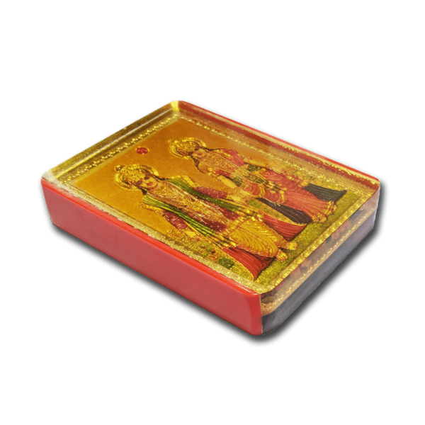 Brahma Kumaris Golden Paper Weight