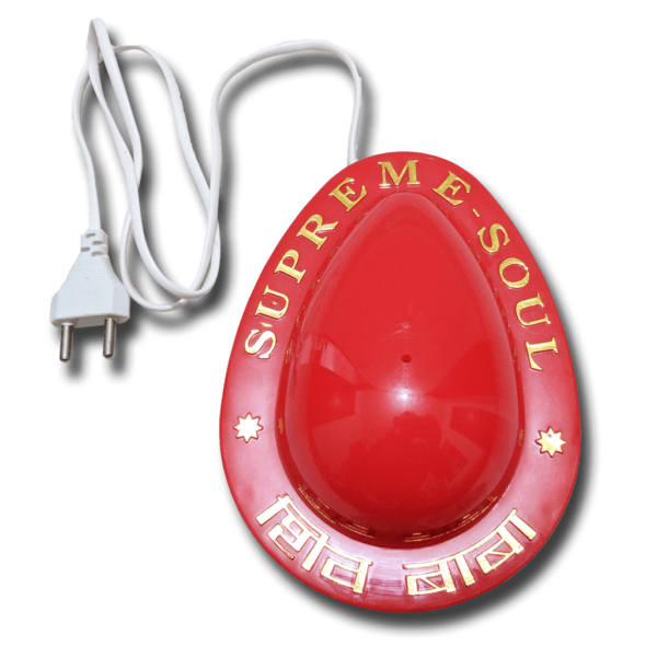 Brahma Kumaris Decorative Shiv Baba Red Cascade